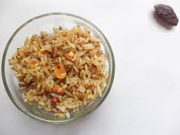 Pulihora | Tamarind rice, a South Indian tangy rice with cru… | Flickr