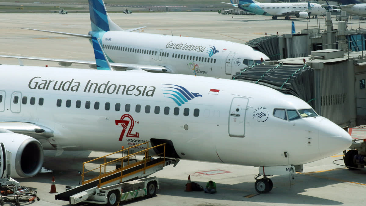 Image result for garuda airlines
