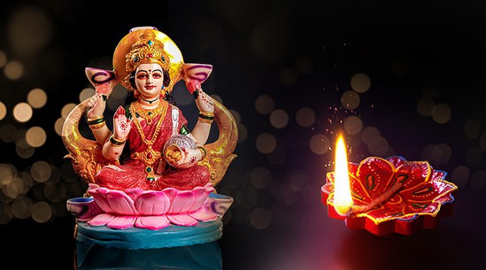 Image result for lakshmi puja diwali